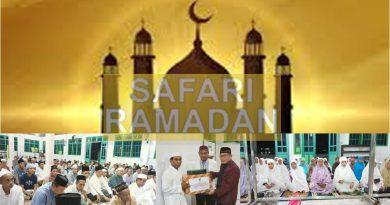 PUASA RAMADHAN 2019 : BKD Sulteng Safari Ramadhan 1440 H di Kab. Touna