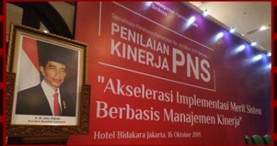 Sosialisasi PP No. 30 Tahun 2019 tentang Penilaian Kinerja PNS