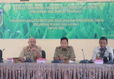 ASSESSMENT TALENT MAPPING DINAS TANAMAN PANGAN & HOLTIKULTURA