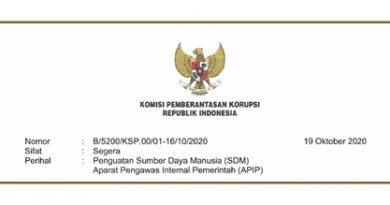 PENGUATAN SDM APARAT PENGAWAS INTERNAL PEMERINTAH (APIP)
