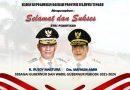 SELAMAT DAN SUKSES KEPADA H.RUSDY MASTURA DAN Drs. MA'MUN AMIR